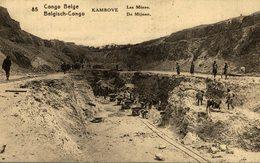 KAMBOVE - Les Mines - Belgian Congo - Other