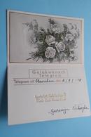 TELEGRAM Uit BAVICHOVE Den 8-9-1945 > Van Gaeremijn Verhaeghe ( HUWELIJK ) Belgique - Belgium ! - Faire-part