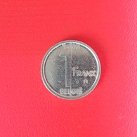 1 Franc Münze Aus Belgien Von 1995 (schön) - 1993-...: Albert II.