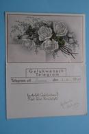 TELEGRAM Uit KUURNE Den 8-9-1945 > Van Yolande Balcaen ( HUWELIJK ) Belgique - Belgium ! - Faire-part