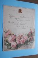 TELEGRAM Uit WEVELGEM Den 24 III 1953 > Voor Rik Desmet ( Communie ) Belgique - Belgium ! - Faire-part