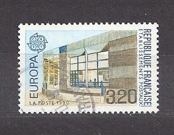 France Frankreich 2771 Yt 2643 Europa CEPT. C.E.P.T - Post Building Modern: Cerizay. C1 - France