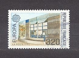 France Frankreich 2771 Yt 2643 Europa CEPT. C.E.P.T - Post Building Modern: Cerizay. C2 - France