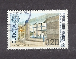France Frankreich 2771 Yt 2643 Europa CEPT. C.E.P.T - Post Building Modern: Cerizay. C4 - France