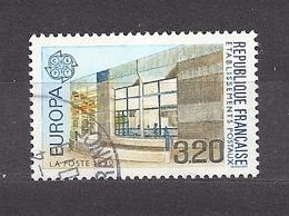 France Frankreich 2771 Yt 2643 Europa CEPT. C.E.P.T - Post Building Modern: Cerizay. C5 - France