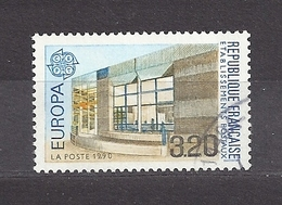France Frankreich 2771 Yt 2643 Europa CEPT. C.E.P.T - Post Building Modern: Cerizay. C6 - France