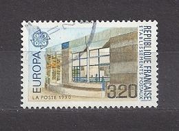 France Frankreich 2771 Yt 2643 Europa CEPT. C.E.P.T - Post Building Modern: Cerizay. C7 - France