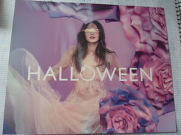 Halloween Maxi Card 3 Patch - Perfume Cards