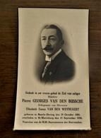 Pierre Georges VAN  DEN  BUSSCHE  Geb . Baarle - Hertog 1881   -- Overl . ST. MARIABURG 1950 - Avvisi Di Necrologio