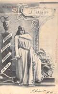 LES ARTS ( Série Les Arts 1900 ) La POESIE - CPA Précurseur N° 5 - - Arts