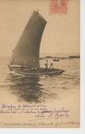 ESPAGNE - Una Dora En La Ria De Arosa - Carte écrite à ALAMEDA En 1902 - Spanje