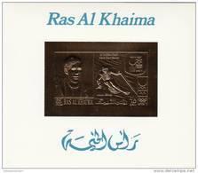 Ras Al Chaima Prueba En Oro - Ra's Al-Chaima
