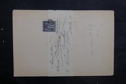 FRANCE - Lettre De Chalon / Saône Pour Ecuelles En 1885 Et Retour, Affranchissement Sage 1ct - L 35244 - Marcophilie (Lettres)