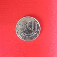 1 Franc Münze Aus Belgien Von 1991 (sehr Schön) - 1951-1993: Baudouin I