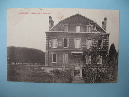 Carte Courson - Château De La Basinière - Francia