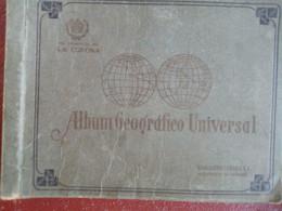 Album Geografico Universal  1935 Cigarros La Coruna - Aardrijkskunde & Reizen