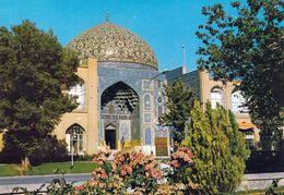1 AK Iran * Die Sheikh-Lotfollah-Moschee In Isfahan - Erbaut 1603 Bis 1616 - Seit 1979 UNESCO Weltkulturerbe * - Iran