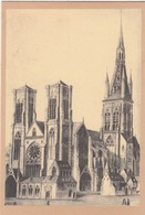 LIEGE / CATHEDRALE ST LAMBERT - Liege