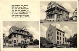 Cp Bodersweier Kehl Am Rhein Ortenaukreis Bade Württemberg, Bodersweierer Mühle, Inh. Lasch - Germany