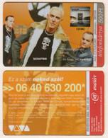 Hungary - P-2003-74 Scooter - Music Xy021 - Hungary