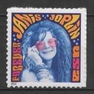 USA (2014) Yv. 4736  /   Janis Joplin - Musica