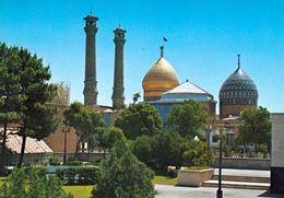 1 AK Iran * The Holy Shrine Of Hazrat Shah Abdul Azim In Rey Bei Teheran * - Iran