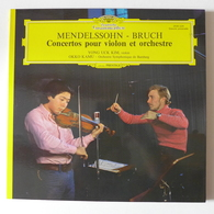 LP/ Mendelssohn, Bruch - Concertos Pour Violon Et Orchestre / Yong Uck Kim, Okko Kamu - Klassik