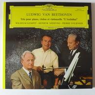 """LP/ Beethoven - Trio Pour Piano, Violon Et Violoncelle """"L'Archiduc"""" / Kempff, Szeryng, Fournier - Klassik"""