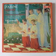 LP/ Francis Poulenc - Gloria. Concerto Pour Orgue / Rosanna Carteri, Maurice Duruflé, Georges Prêtre - Klassik