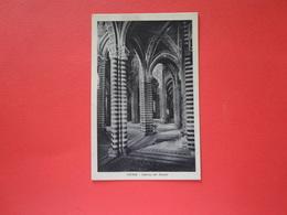 ITALIE   Siena  Intérieure De La Cathédrale - Siena