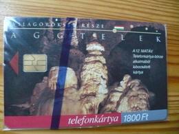 Phonecard Hungary - Aggtelek, Cave 2.000 Ex - Hungary