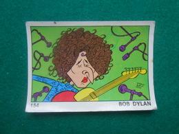 Panini  OK VIP 1973  Nr 154  Bob Dylan - Edizione Italiana
