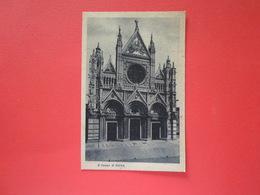 ITALIE   Siena      Cathédrale De Siena - Siena