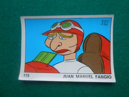Panini  OK VIP 1973  Nr  175  Juan Manuel Fangio - Edizione Italiana