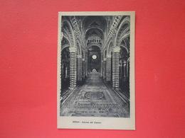 ITALIE   Siena      Intérieur De La Cathédrale De Siena - Siena