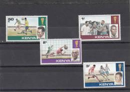 Kenia Nº 110 Al 113 - Kenia (1963-...)