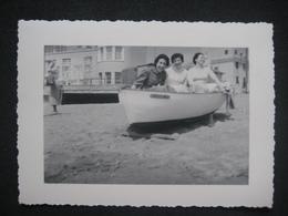 1958 LEVANTO DONNE FEMMES WOMEN BARCA BOAT BATEAU - Barche