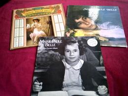 MARIE  PAULE  BELLE  °° COLLECTION DE 7 / VINYLES 33 TOURS - Colecciones Completas