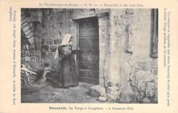 ISRAEL Israele - NAZARETH : La Vierge à L'Amphore / A Nazarene Girl - CPA - - Israele