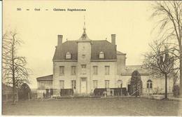 Goé -- Château Sagehomme.     (2 Scans) - Limburg