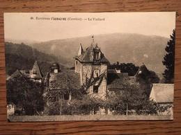CPA, Environs D'AUBAZINE , Le Viallard, Corrèze, 19, Non écrite - Francia