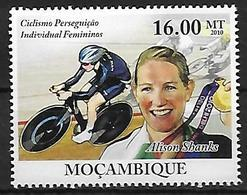 MOZAMBIQUE  N° 3472 * * Cyclisme Shanks - Cycling