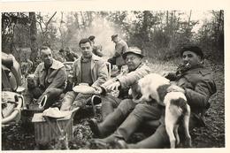 71  AVAISE - Forêt D'Avaise   CHASSE   Les Grands Lendes  22 Novembre 1964  (Gaston Feyeux Revel Marcel Vaillant Guinet) - Autres