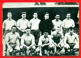 St. Truiden V.V. - 1957-1958 - Afdeling I - Fotochromo 7 X 5 Cm - Football