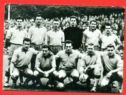 Union St. Gilloise - 1957-1958 - Afdeling I Division - Fotochromo 7 X 5 Cm - Football