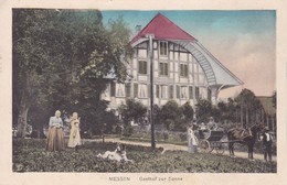 Messen, Gasthof Zur Sonne - SO Solothurn
