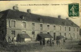 58 SAINT PIERRE LE MOUTIER - LANGERON La Caserne  / A 490 - Saint Pierre Le Moutier