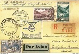 ANDORRA  Zeppelin - Sin Clasificación