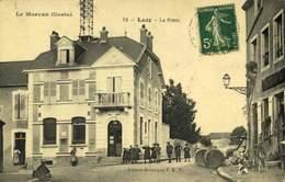 71 LUZY - La Poste  / A 490 - France