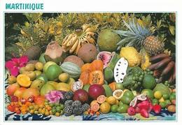 Martinique Ses Fruits Exotiques (2 Scans) - Non Classés